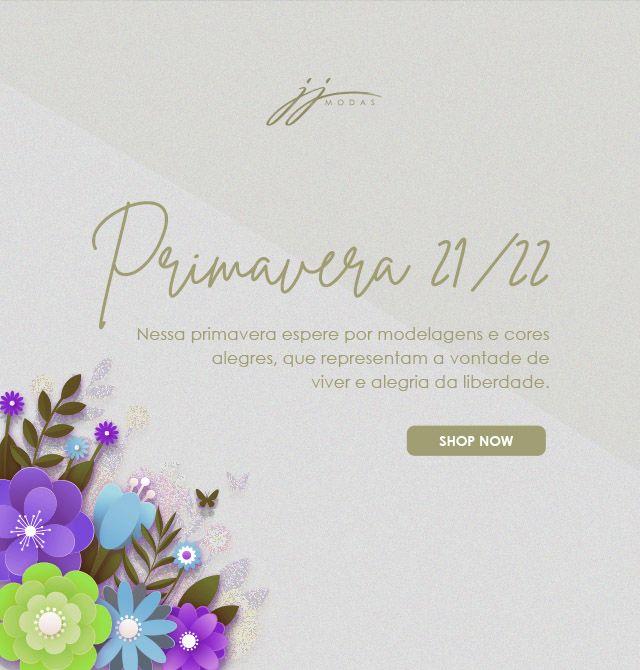 Coleção Primavera 21-22
