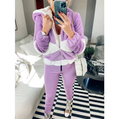 BOMBER LILAS